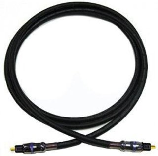 Accell UltraAudio 3.3' Fiber Optic Digital Audio Cable