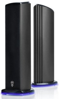 Accessory Power Professional Series GOgroove SonaWAVE Ti 2.0-Channel Speakers Pair