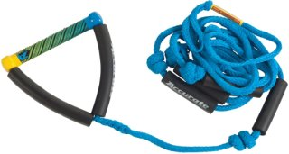 Accurate 20 ft Surf Rope + Handle