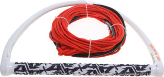 Accurate Chamois Handle w/ Fuse Mainline Wakeboard Rope Combo Assorted