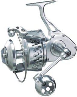 Accurate Fishing Platinum TwinSpin Spinning Reels