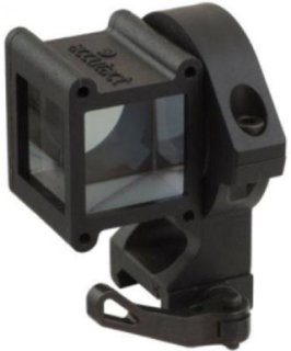 Accutact AS-QR Anglesight with Quick Release Picatinny Mount - Black