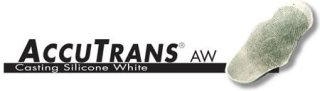 AccuTrans AW Intro Kit White Casting Silicone for Latent Prints