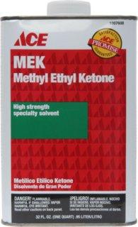 Ace MEK PVC Solvent