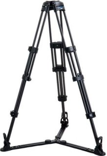 "Acebil 2 Stage 100mm Ball Base Carbon Fiber Tripod with GS-3 Ground-level Spreader 17.7 to 60.2"" Height Adjustment 88 lb Load Capacity"