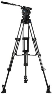 Acebil P-62CMX Tripod Kit Includes H60 100mm Ball Head T1002C Carbon Fiber Tripod MS-3 Middle Spreader RF-3 Rubber Foot and SC-95 Carrying Case