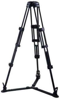 Acebil T752 2-Stage/75mm Base Aluminum Tripod with GS-3 Ground Spreader and Case