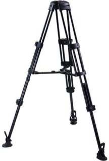 Acebil T752 2-Stage Aluminum/75 mm Base Tripod with MS-3 Mid-level Spreader and RF-3 Rubber Foot