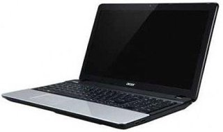 "Acer Aspire E1-521-11204G50Mnks 15.6"" LED Notebook Computer AMD E1-1200 1.4GHz 4GB RAM 500GB HDD AMD Radeon HD 7310 Graphics Windows 8 (64-bit)"