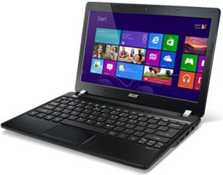 """Acer Aspire V5-121-0818 11.6"""" Full HD LED Notebook Computer AMD C-Series C-70 1GHz 4GB RAM 500GB HDD Win 7 Home Premium (Upgradable to Win 8 Pro)"""