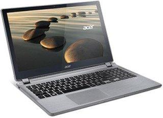 "Acer Aspire V5-552P-8676 15.6"" Touchscreen Notebook Computer AMD Quad-Core A8-5557M 2.1GHz 6GB RAM 750GB HDD Windows 8 64-Bit Steel"