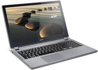 "Acer Aspire V5-552P-X439 15.6"" Touchscreen Notebook Computer AMD Quad-Core A10-5757M 2.50GHz 8GB RAM 1TB HDD Windows 8 64-Bit Steel"