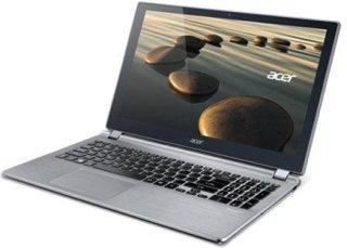 "Acer Aspire V7-581P-6881 15.6"" Multi-Touch Ultrabook Computer Intel Core i5-3337U 1.8GHz 6GB RAM 500GB HDD+20GB SSD Windows 8 Steel"