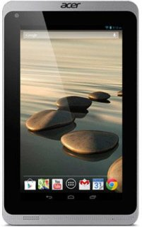 """Acer B1-720-L864 7"""" ANDROID 4.1 Tablet - Iron Gray Dual Core 1.3Ghz Processor 1 GB Ram 16GB Memory"""