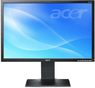 "Acer B223WL AJObmdr 22"" LED Monitor with Speakers 1680x1050 Resolution 5ms Response Time 250 cd/m2 Brightness VGA & DVI Input with HDCP"