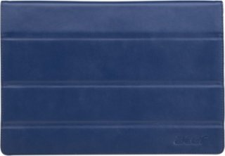 Acer Blue Leather Tablet Case for Acer Iconia