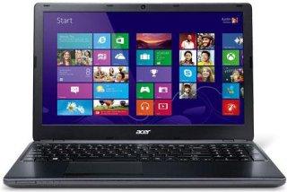 "Acer E1-522-3650 15.6"" Notebook Computer Black AMD E2-3800B 1.3GHz 4GB RAM 500GB HDD Windows 8"