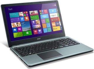 "Acer E1-570-6417 15.6"" Notebook Computer Iron Intel i3-3217UB 1.8GHz 4GB RAM 500GB HDD Windows 8"