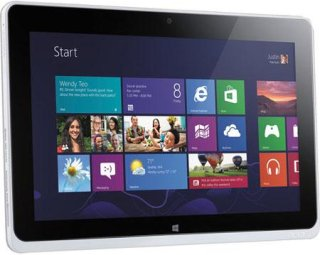 "Acer Iconia W510-1666 10.1"" Tablet Intel Atom Dual-core Z2760 1.5GHz 2GB RAM 64GB Flash Memory Windows 8 32-Bit"