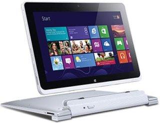 "Acer Iconia W510P-1406 10.1"" Tablet Computer Intel Atom Z2760 1.8GHz 2GB RAM 64GB Flash Memory Wi-Fi Bluetooth 4.0 Windows 8 Professional"