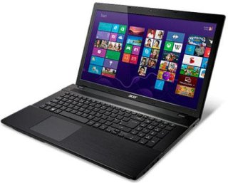 "Acer V3-772G-9850 17.3"" Notebook Computer Black Intel i7-4702MQ 2.2GHz 8GB RAM 1TB HDD Windows 8"