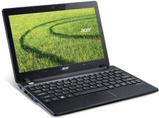 "Acer V5-123-3848 11.6"" Notebook Computer Black AMD E1-2100B 1.0GHz 4GB RAM 500GB HDD Windows 8"