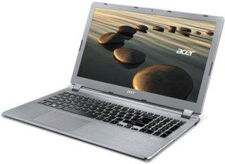 "Acer Aspire V5-573-6438 15.6"" CineCrystal Notebook Computer Intel Core i5-4200U 1.6GHz 8GB RAM 750GB HDD Windows 8 64-Bit Cold Steel"