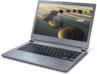"Acer Aspire V7-481-6607 14"" LED Ultrabook Computer Intel Core i5-3337U 1.8GHz 8GB RAM 500GB HDD+20GB SSD Windows 8 Cold Steel"