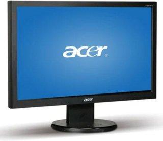 "Acer V Series V203HL BJbd 20"" LED-Backlit Widescreen Monitor 1600x900 Resolution 5 ms Response Time 100 000 000:1 Contrast Ratio"