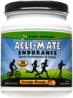 Acli-Mate EnduranceTub - 35 Servings
