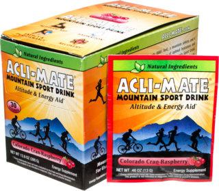 Acli-Mate Mountain Carton - 30-Pack