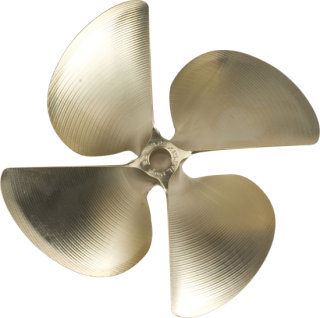 Acme 4 Blade Propeller 1221