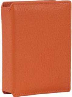 Acme Made 5G Wallet for the 5th Generation iPod or iPod Video Tuscan Orange