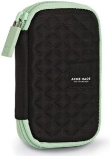Acme Made Fillmore Street Hard Case Midnight Black