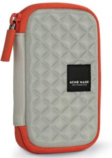 Acme Made Fillmore Street Hard Case Smooth Gray