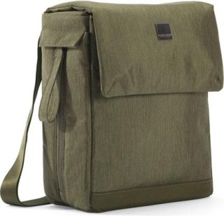 Acme Made Montgomery Street Courier Olive Green
