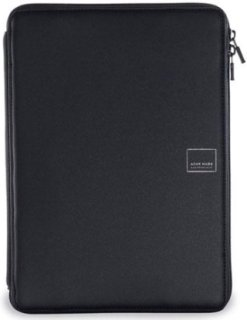 Acme Made Slick Dual-Use Case for eReader Fully Zippered Water and Stain Resistant Matte Black