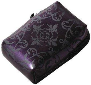 Acme Made Smart Little Pouch Neoprene Fitted Digital Camera Pouch Wet Purple Antik
