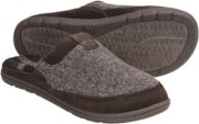 Acorn Descent Mule Slippers