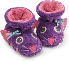 Acorn Kitty Slipper