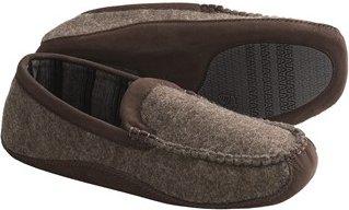 Acorn Loafer Slippers