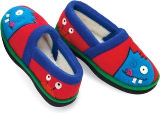 Acorn Monster Moc Slippers
