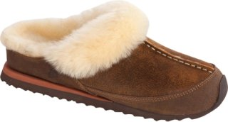 Acorn Sheepskin Sport Mule Slipper