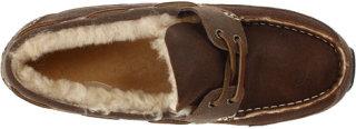 Acorn Sheepskin Sport Tie