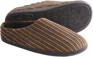 Acorn Tex Mule Slippers