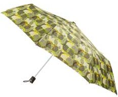 Acorn TRX Manual Light N' Go Trekker Umbrella by Totes with Built In LED Flashlight
