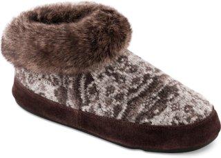 Acorn Bromley Bootie Slippers