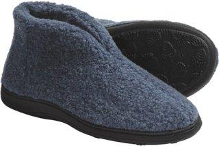 Acorn Cozy Bootie Slippers
