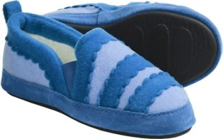 Acorn Cupcake Slippers