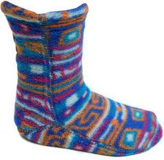 Acorn Fleece Socks